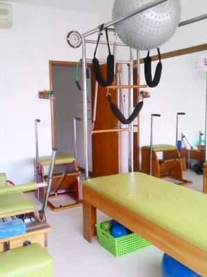 O Studio Conceitus Pilates
