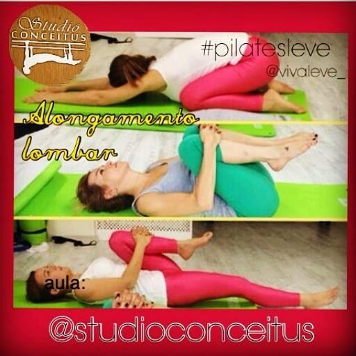 Pilates no IG @vivaleve. Confira nossas dicas !