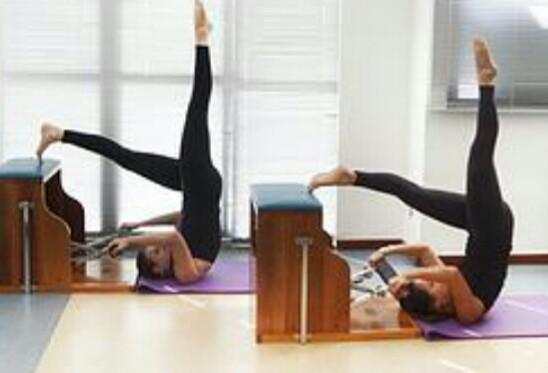 O verdadeiro objetivo das posturas invertidas no Pilates